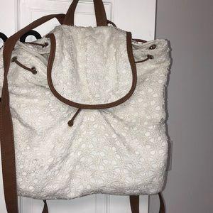 White Charlotte Russe bag